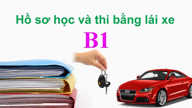 Hồ sơ đăng ký học bằng B1