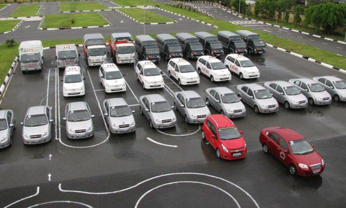 Khóa học bằng lái xe ô tô hạng B2
