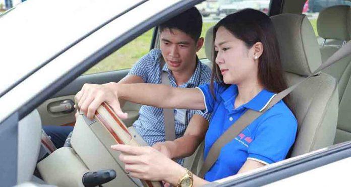 Điều kiện để học bằng lái xe B2