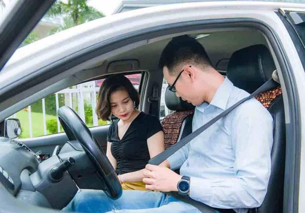 Về kinh nghiệm lái xe