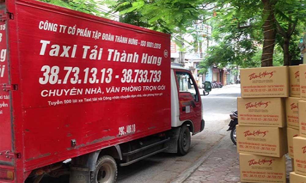 Chuyển nhà Taxi tải Thành Hưng